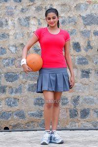Priyamani posing in Skirt