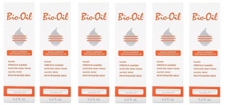 Scar and Stretch Mark Reducers: Bio-Oil With Purcellin Oil Skincare For Scars + Stretch Marks 4.2 Oz (6 Pack) -> BUY IT NOW ONLY: $66.99 on eBay!