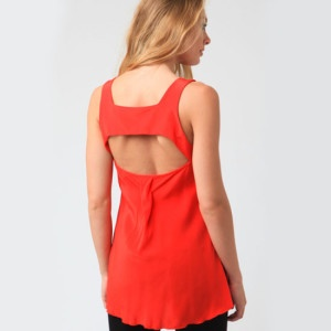Buy Open Back Tank in Watermelon online now at The Stockroom Fashion Boutique. We ship internationally from our store in Auckland, New Zealand!