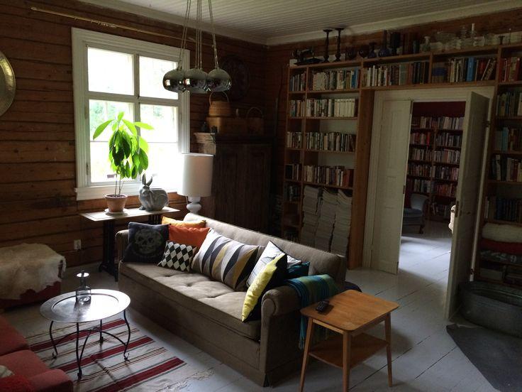 Livingroom/olkkari kesä17
