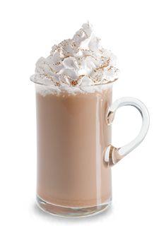 Gingerbread Man Drink Recipe - 1/2 Part DeKuyper® Buttershots®, 1/2 Part DeKuyper® Hot Damn!®, 1/2 Part Irish Cream, 4 Parts Hot Coffee