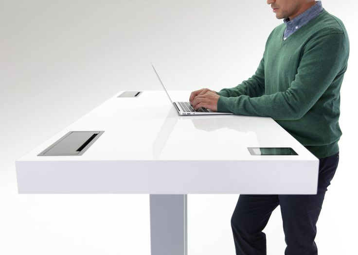 The Stir Kinetic Desk | PLT Soundwave