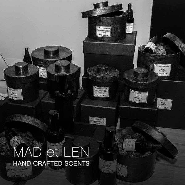 Coveted- Mad et Len - Hand Crafted Organic, essential oils, fragrance. candles – Taylor