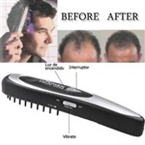 Power Grow Laser Comb Kit Regrow Hair Loss Therapy Cure Promotes the Appearance of New Hair with Manicure Set &27.40