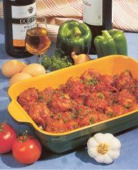Dit recept is favoriet bij onze gasten. Zelf maken we hem met rundergehakt in plaats van lamsgehakt. Bij elk feestje...