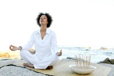 Yoga breathing exercises are commonly referred to as pranayama techniques. Pranayama, the discipline of breath control, is the fourth of the Eight Limbs of Pantanjali's Yoga and is used to control prana (life energy) – also known as vital life force. #yogabreathing #breathingexercises http://www.aurawellnesscenter.com/2011/06/10/yoga-breathing-exercises-for-beginners/