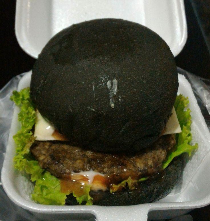 Burger Gosong Bekasi