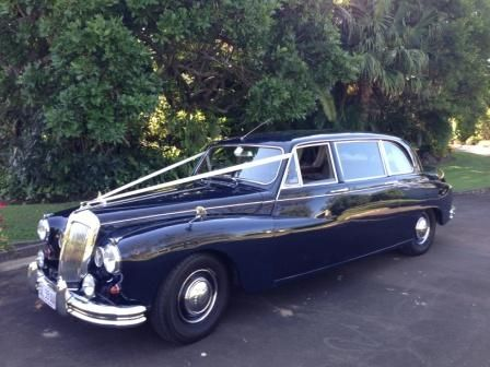 Daimler Major Majestic 1967 Classic, Seats 6 passengers + Chauffeur, Weddings & Formals #WeddingCarsBrisbane #WeddingCarsGoldCoast #ClassicCarHireBrisbane