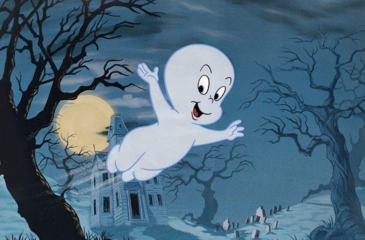 Casper the friendly ghost image by Dora on Halloween ...