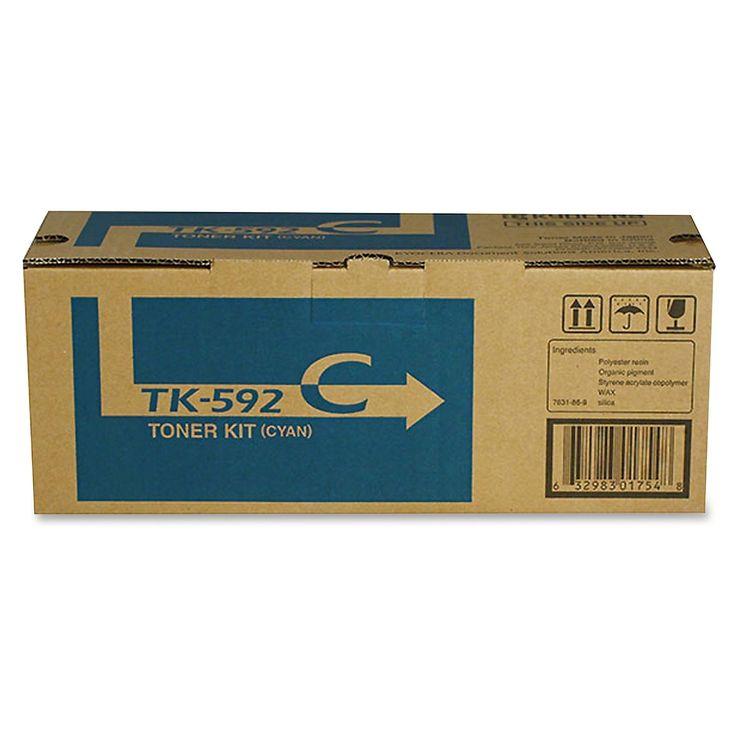 Kyocera TK-592C Toner Cartridge -