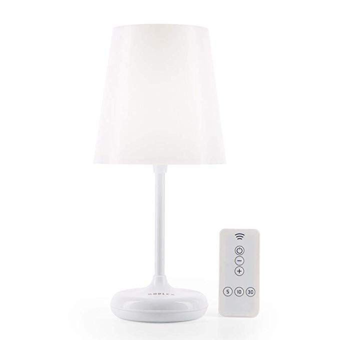 Brilex Table Lamp Bedside Desk Lamp With 3 Lighting Modes Touch Control And Remote Control Smart Timing Customization Smooth L Lamp Lamp Eye Led Night Light
