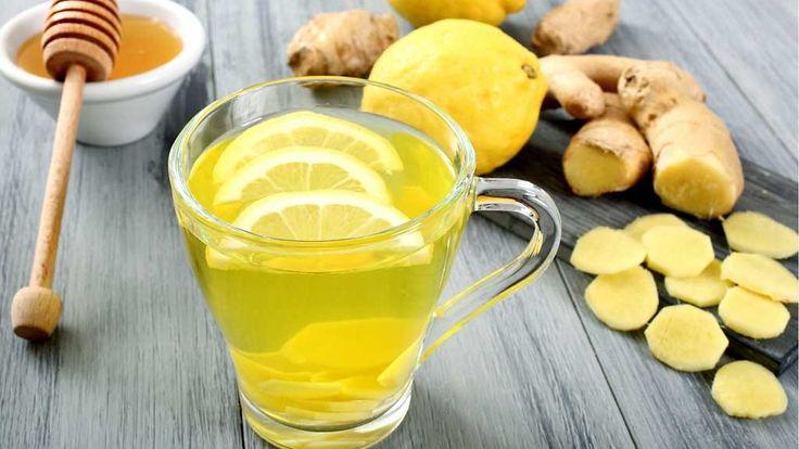 Tehojuoman salaisuus löytyy hunajasta, sitruunasta ja inkivääristä. Copyright: Shutterstock. Kuva: Shutterstock.