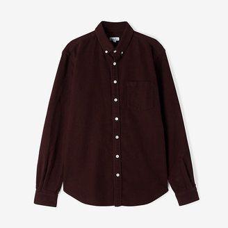 STEVEN ALAN masters shirt - Shop for women's Shirt - BURGUNDY Shirt