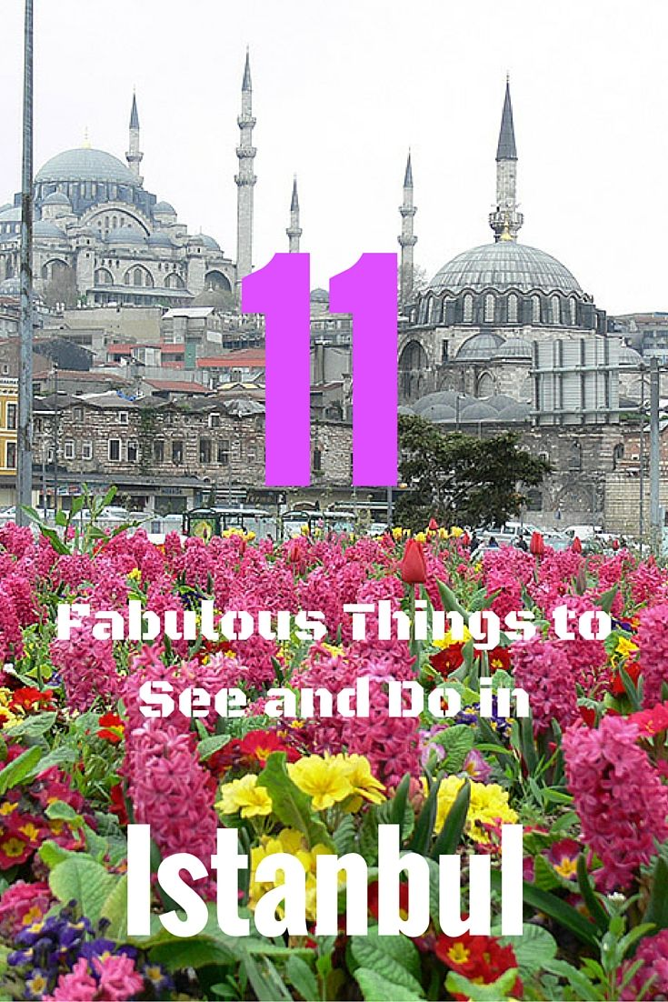 11 Fabulous things to see and do in Istanbul, Turkey