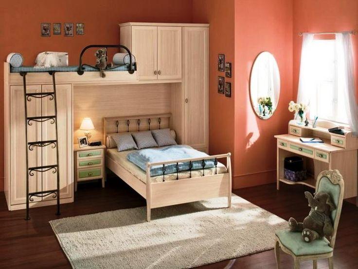 Teenage Girl Bedroom Ideas For Big Rooms