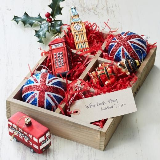 Great British Christmas Tree Decorations                                                                                                                                                                                 More