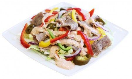 KasvisHovi :: Kebabsalaatti
