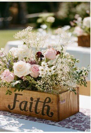 Wedding idea & inspiration
