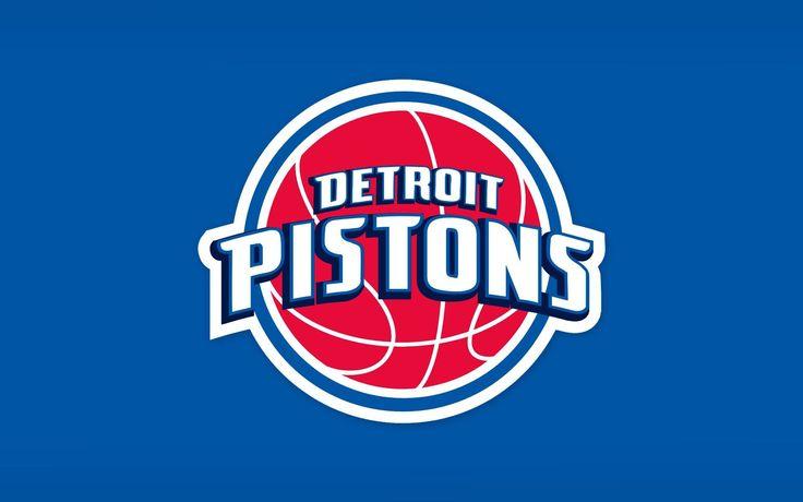 Detroit Pistons Logo http://www.nba.com/pistons/ http://pinterest.com/nbadraftboss