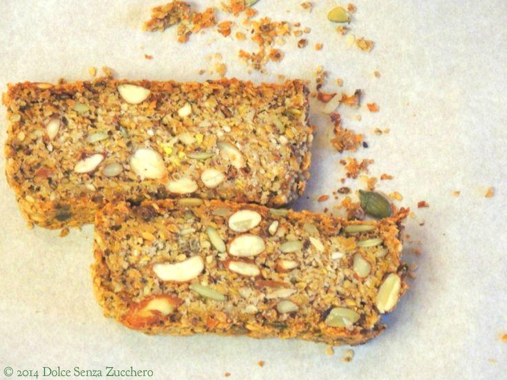 Pane Senza Lievito e Senza Glutine (Naturale)   glutenfree backingoiwderfree bread