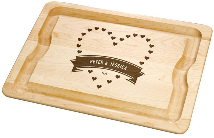A Couple of Cooks Personalized Cutting Board