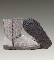 Womens Classic Short 5831 Grey Ugg Sale