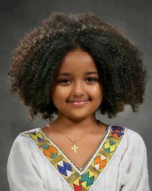 Beautiful Cute Habesha Girl Beautiful Children