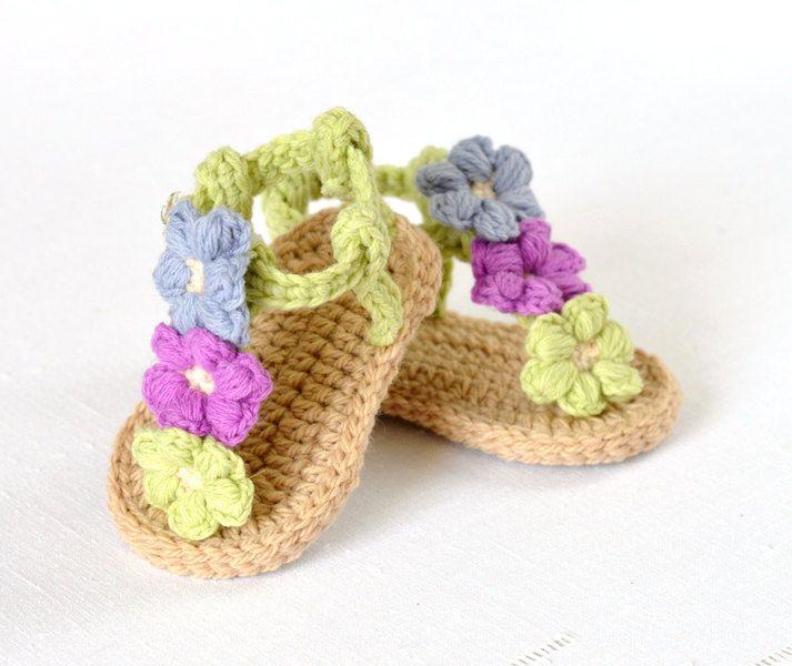 Wyjątkowe buciki dla dzieci RĘCZNIE ROBIONE w Dziergaczek - Hand made na DaWanda.com