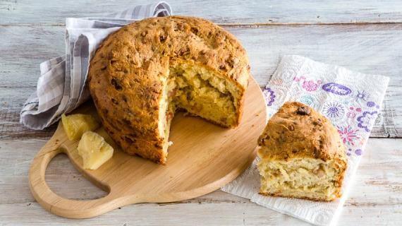 Неаполитанский пасхальный пирог. Пошаговый рецепт с фото на Gastronom.ru