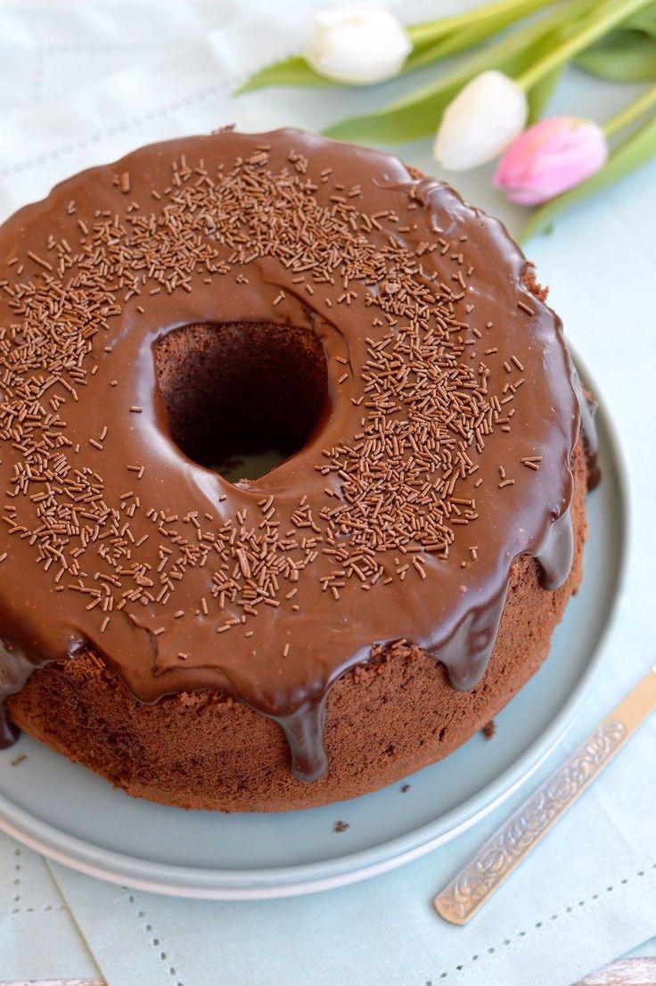 Sprinkles Dress: Chiffon cake alla Nutella