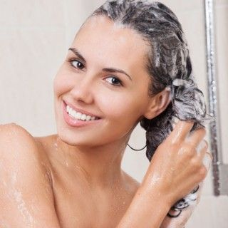 New Beauty Concept: No-Poo Shampoo