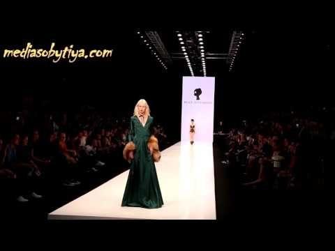 BELLA POTEMKINA на Mercedes Benz Fashion Week Russia осень   зима  2016 ...