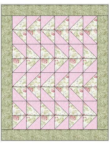 Dancing Geese 3 Yard Quilt090922-C