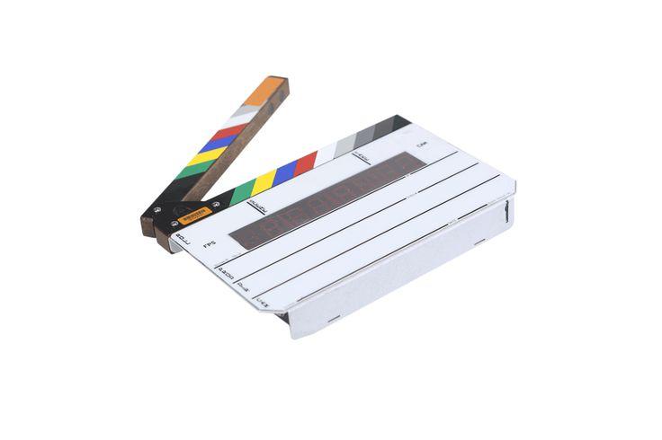 Danteck TS-3 Digi Slate- Hook it up to yoru camera to get a digital display of running timecode