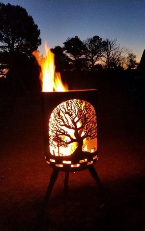 Out door fire pit