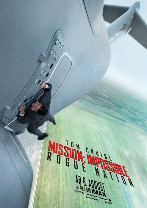 PREVIEW: MISSION: IMPOSSIBLE - ROGUE NATION * Mi., 05. August * Beginn: 20.30 Uhr * Infos & Tickets: http://www.thega-filmpalast.de//index.php?knr=30&show=week&week=0&from=home&firstday=akt&date=&target=detail&idf=34053 #thega #filmpalast