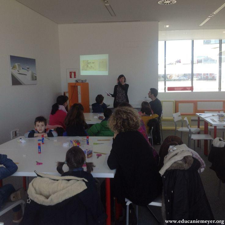 15.02.2014.Visita-taller familiar a la exposición de Sebastián: Qué vamos a ver.