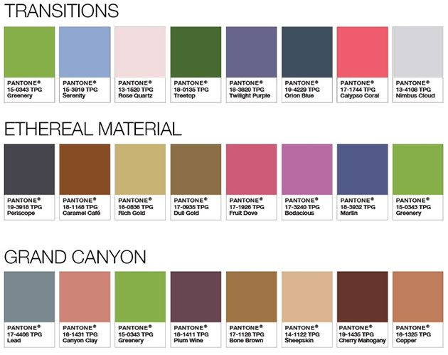 Tcx Color Chart Rebellions
