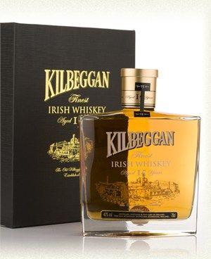 Kilbeggan 15 Year Old, Finest Irish Whisky