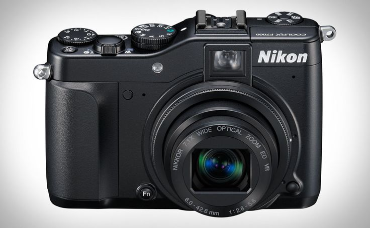 Nikon Coolpix P7000 Camera   Uncrate