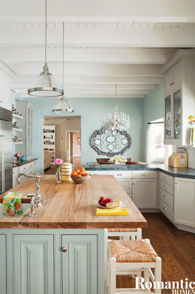A renovated kitchen can make all the difference. Install a large island to make big celebrations a piece of cake.