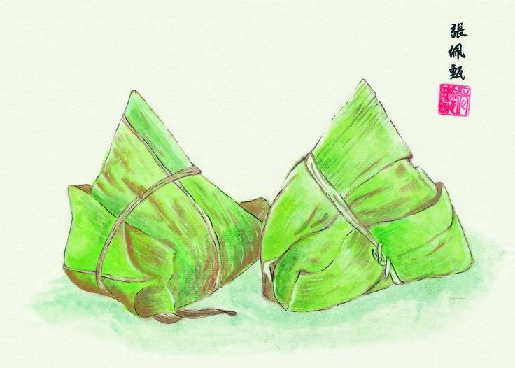 #ChineseArt #Painting #Bacang