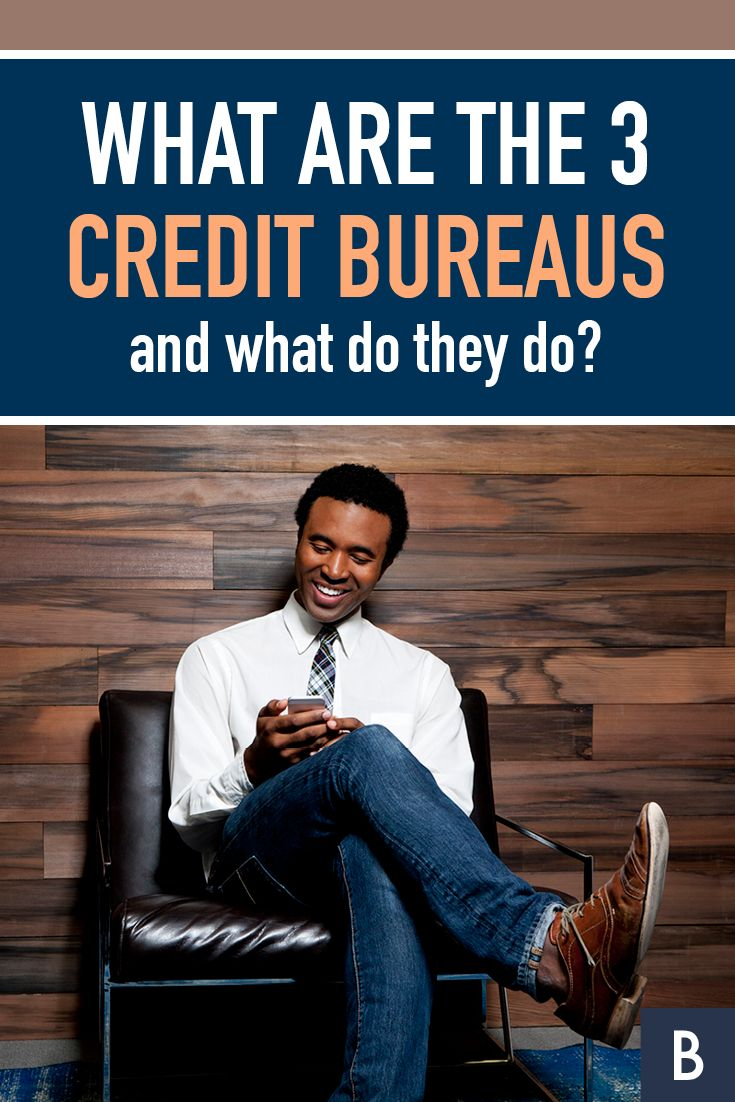 How the 3 Credit Bureaus Impact your Life -- Find out what the 3 credit bureaus are, what they do, and what they mean to you.  Photo credit: Sam Diephuis/Getty Images