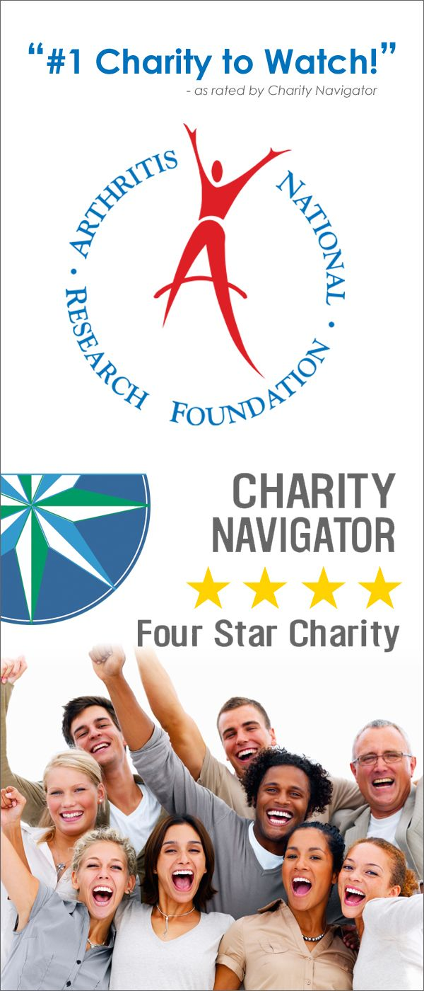 Charity Navigator Ranked ANRF as top Charity to Watch in 2013! We're still goin strong!