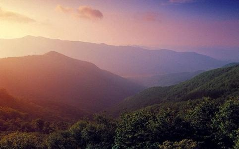 Black Mountain, NC  Location for our annual Ladies Retreat-Simply majestic and breath-taking!