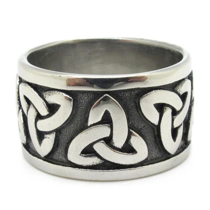 Men's Celtic Ring