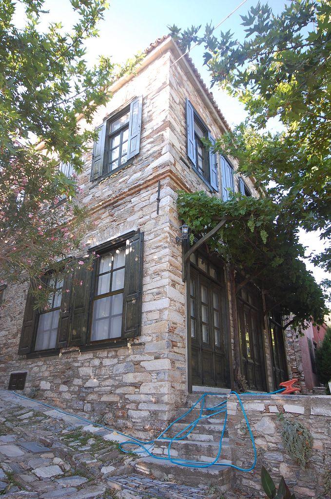 Historia rock casa - Doganbey Village, Soke, Aydın, Turquía