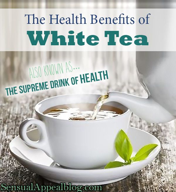 White tea benefits are just amazing - this is one of my all-time favorite types of teas. The health benefits of white tea are mentioned below, keep reading!
