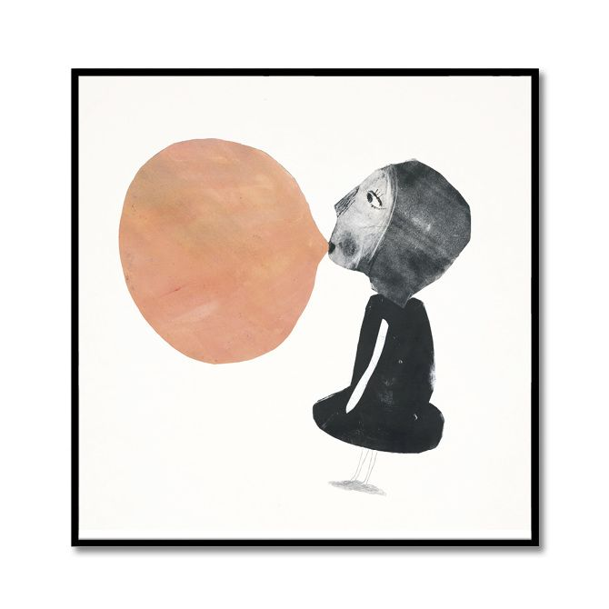 ARTWORK 50x50 cm. - Bob Noon