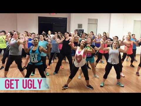 Jason Derulo - Get Ugly (Dance Fitness with Jessica) - YouTube